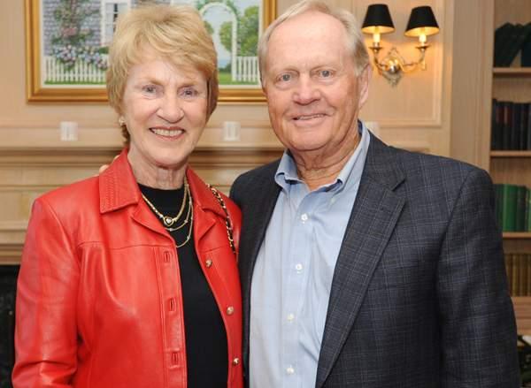 Barbara Nicklaus to receive Jones Award - CaliforniaGOLF