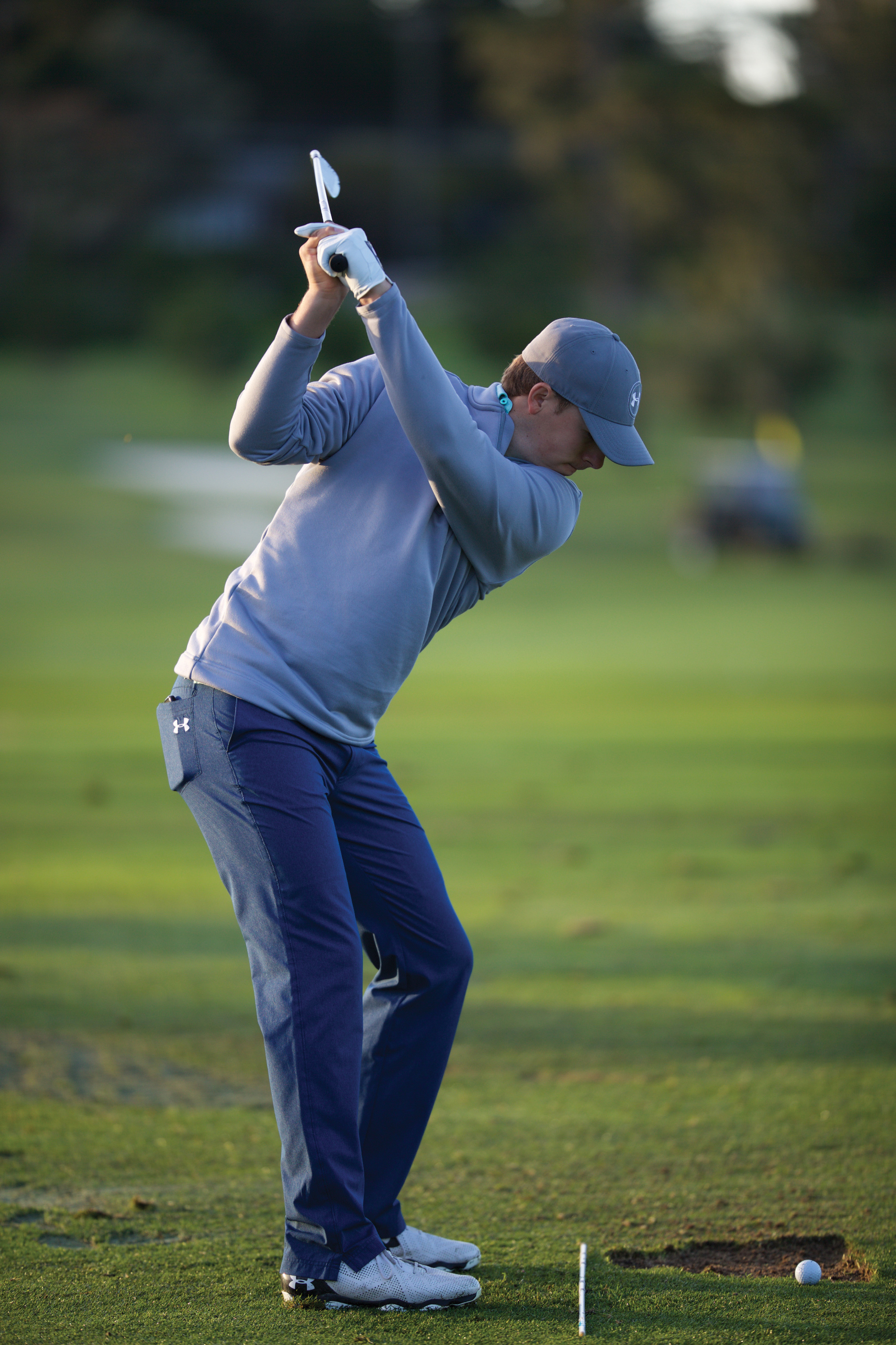 Jordan Spieth Swing Sequence Analysis Californiagolf