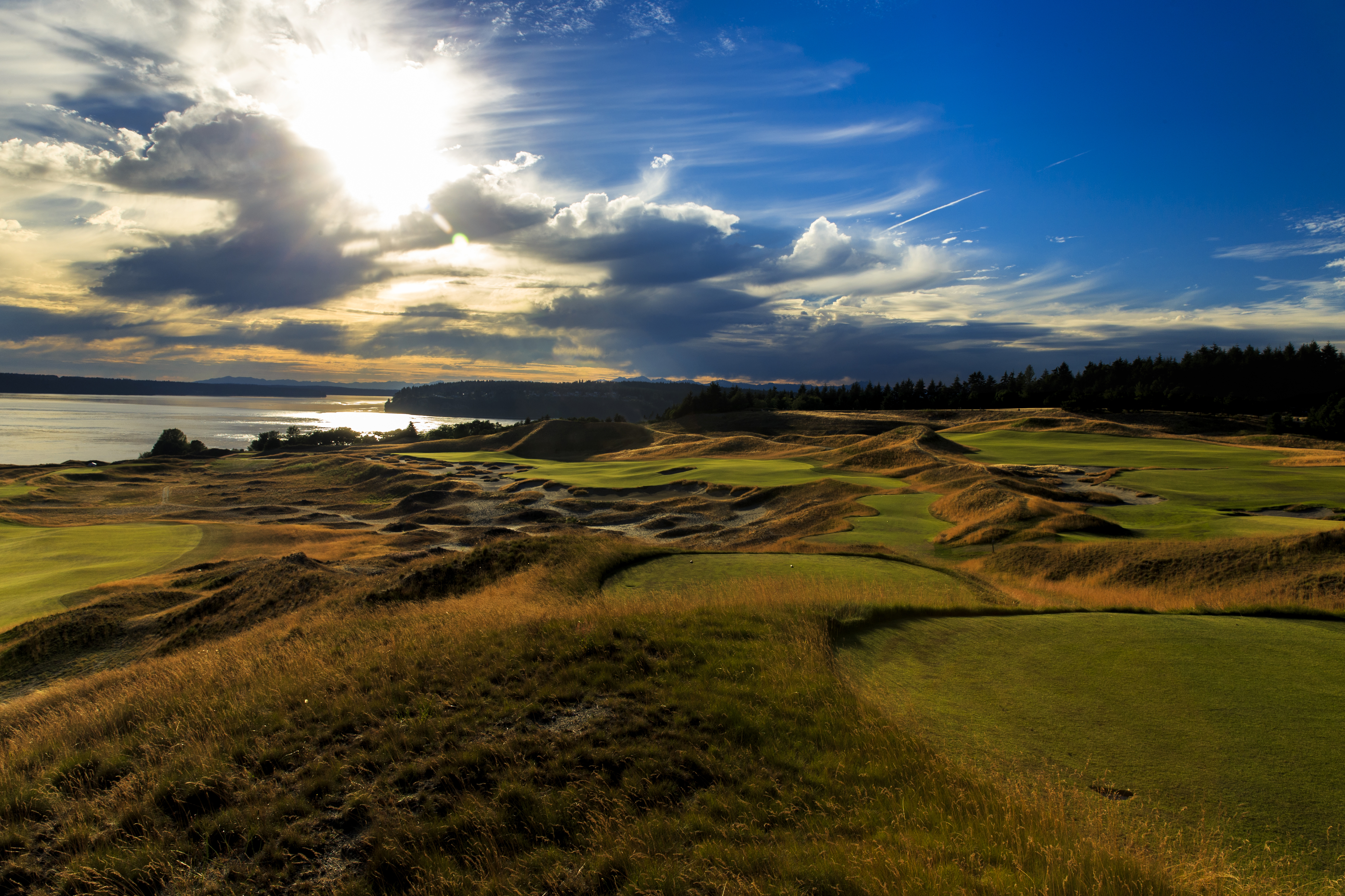 No. 14 at Chambers Bay (Copyright USGA/John Mummert)
