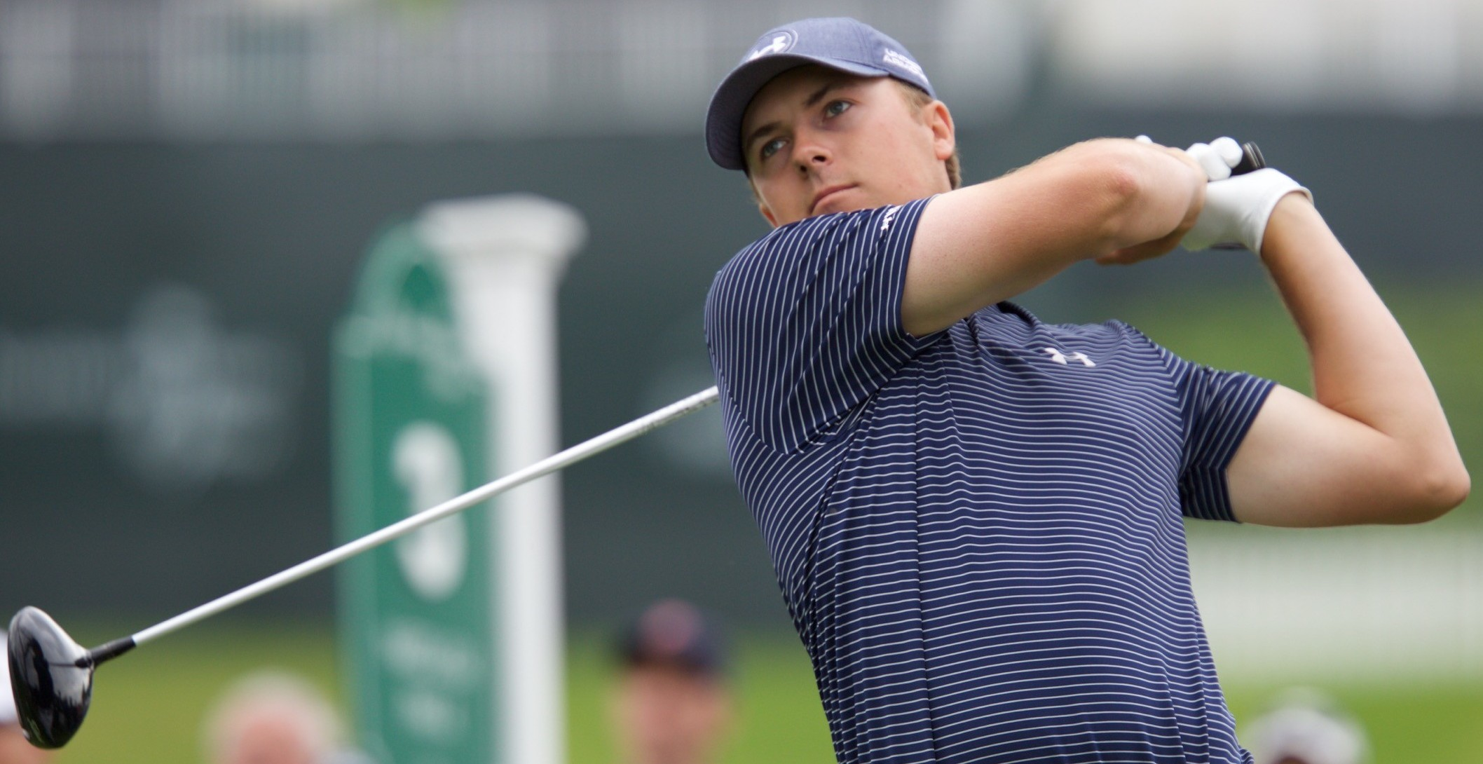 Jordan Spieth wins John Deere Classic (Michael Weinstein photo)