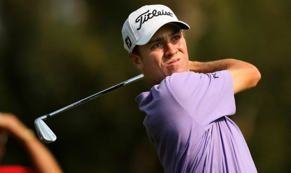 Thomas, Thompson tie for lead at 63 - CaliforniaGOLF
