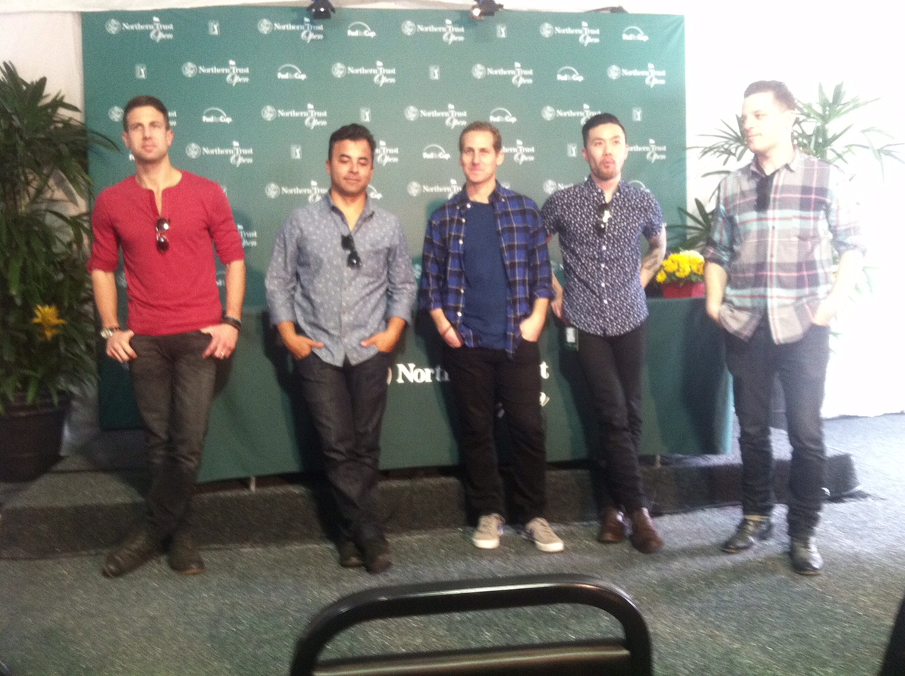 O.A.R. at Riviera earlier this year