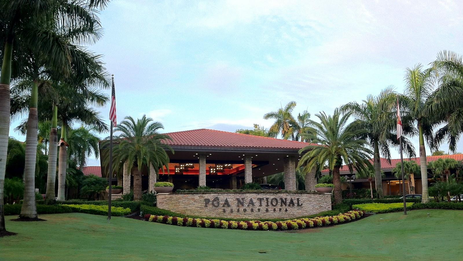 Pga tour swings into florida californiagolf for Pga national palm beach gardens