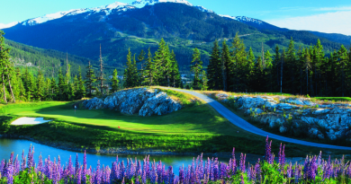 British Columbia – A Natural Fit