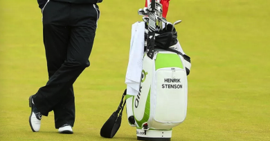 What's In The Bag – Henrik Stenson