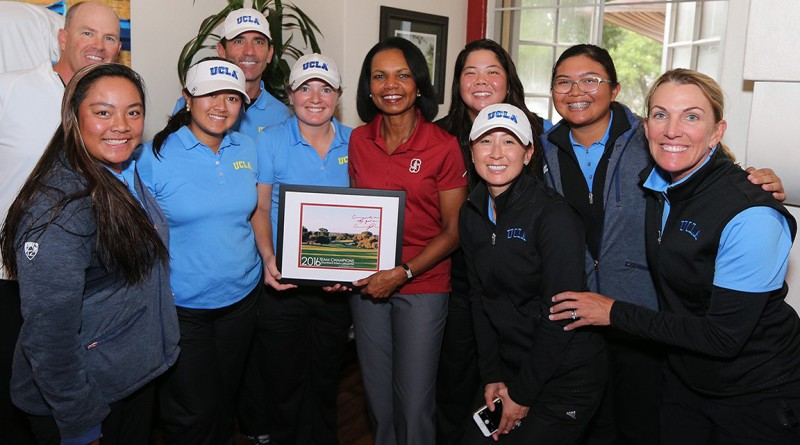Law, UCLA sweep Stanford Intercollegiate