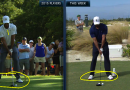 Tiger's swing comparison, 2015 to today