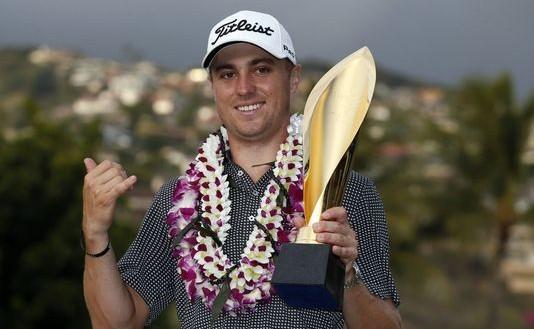 Thomas sweeps through Hawaii