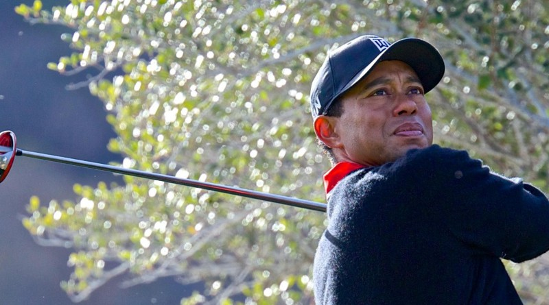 Tiger Woods could return soon (Michael Weinstein photo)
