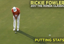 Rickie's Putting Clinic at Honda