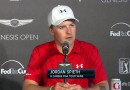 Jordan Speith interview at Riviera