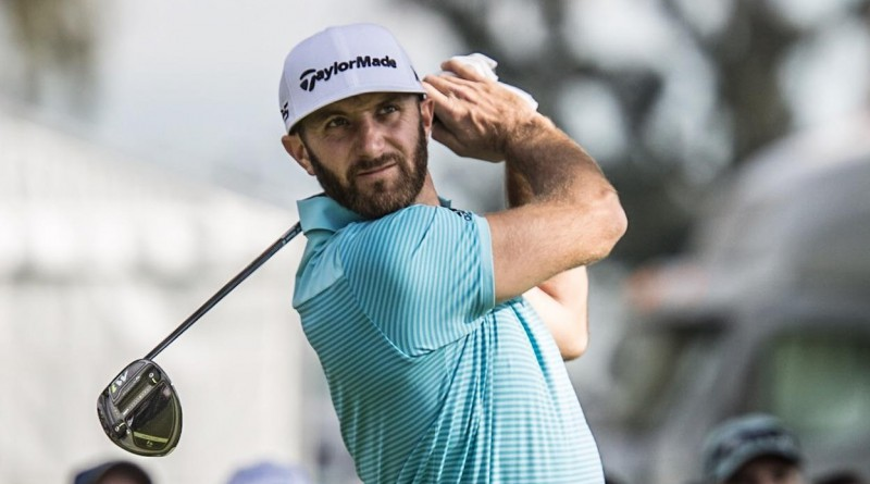 Dustin Johnson wins WGC-Mexico Championship (Michael Weinstein photo)