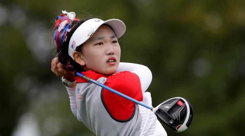 Lucy Li, 14, qualifies for ANA Inspiration - CaliforniaGOLF