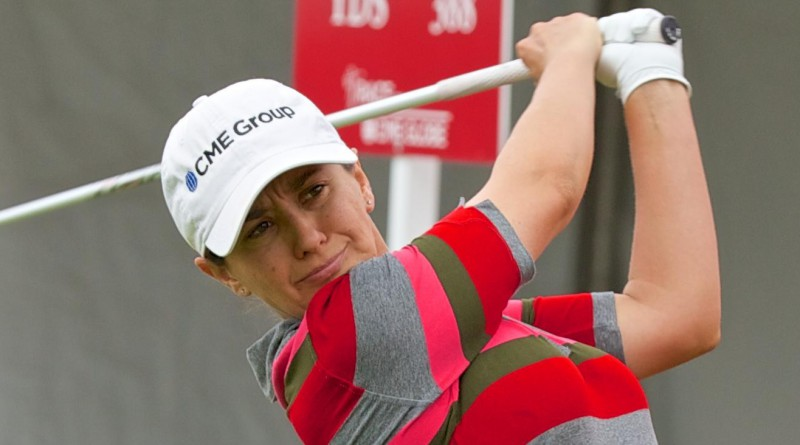 Martin tied for lead at Aviara with 66