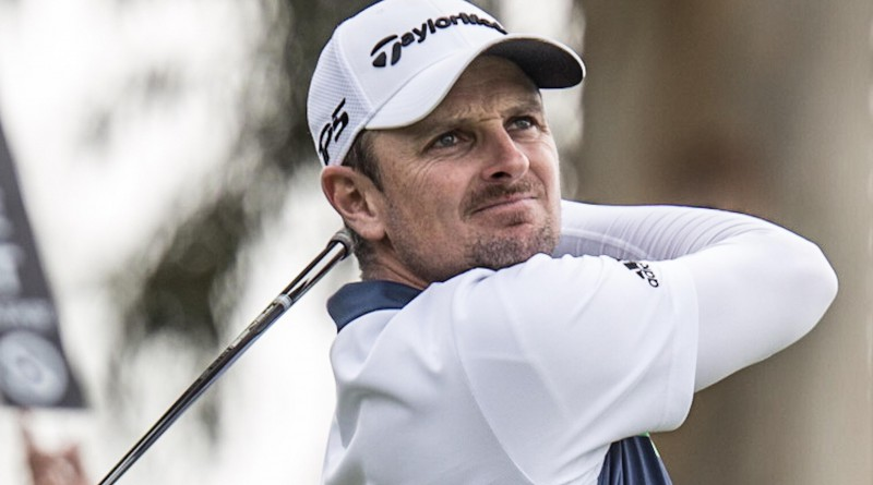 Justin Rose (Michael Weinstein photo)