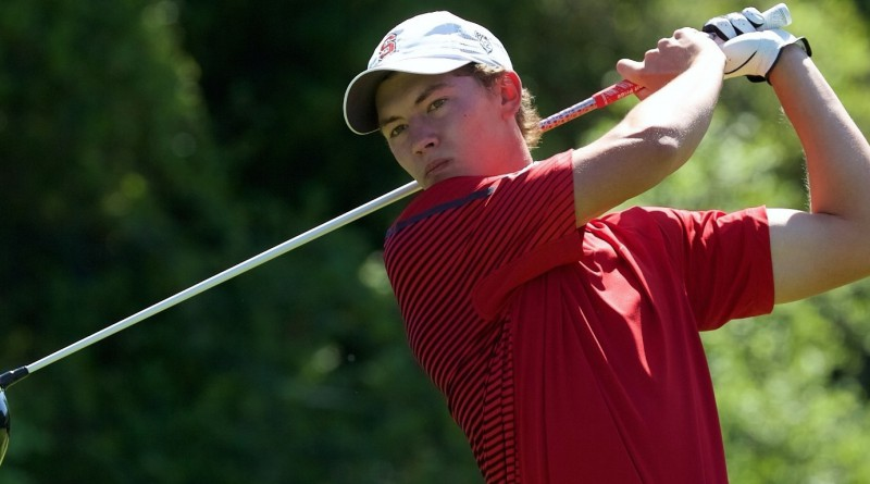 Stanford's McNealy wins Byron Nelson Award