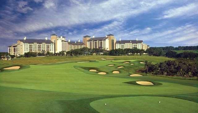 TPC San Antonio, AT&T Oaks Course