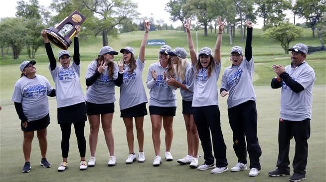 Arizona State wins NCAA Women's Golf title