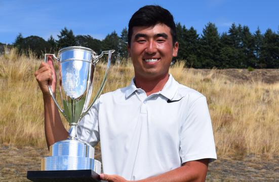 Doug Ghim wins 51st Pacific Coast Amateur
