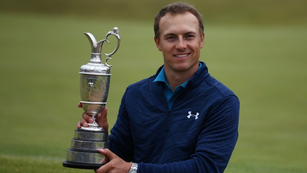 Spieth's Open victory is one for the ages