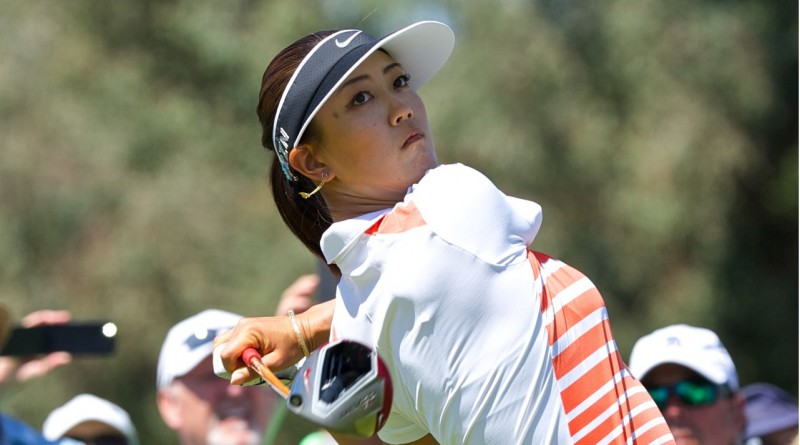 Michelle Wie (Michael Weinstein photo)