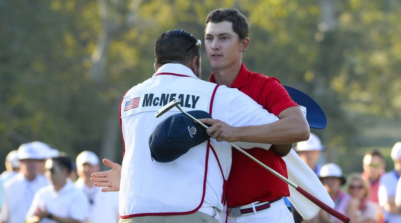 Maverick McNealy, Ryder Cup