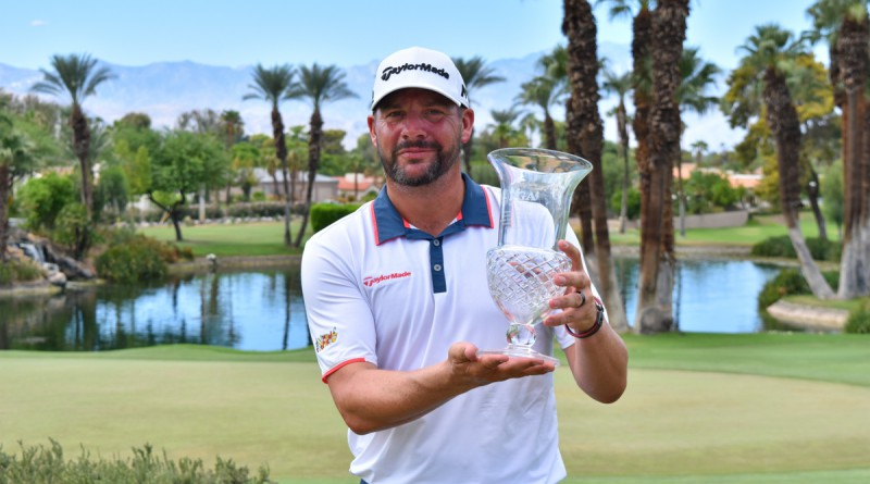 Michael Block wins 96th SCPGA