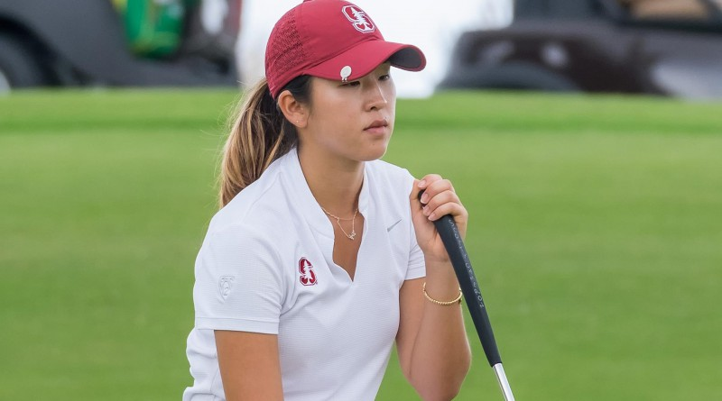 Andrea Lee of Stanford