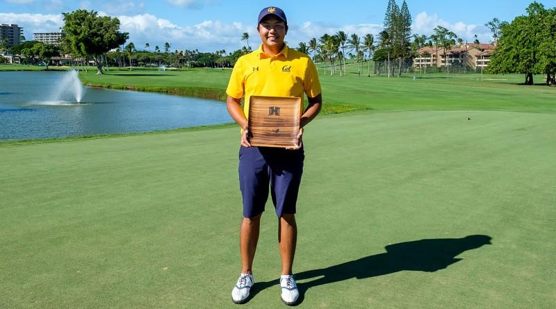 KK Limbhasut wins in Maui