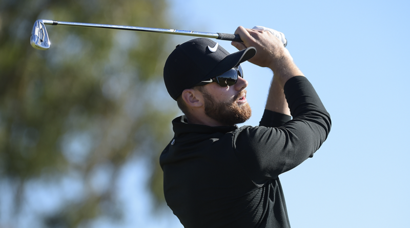 Patrick Rodgers leads in Mexico