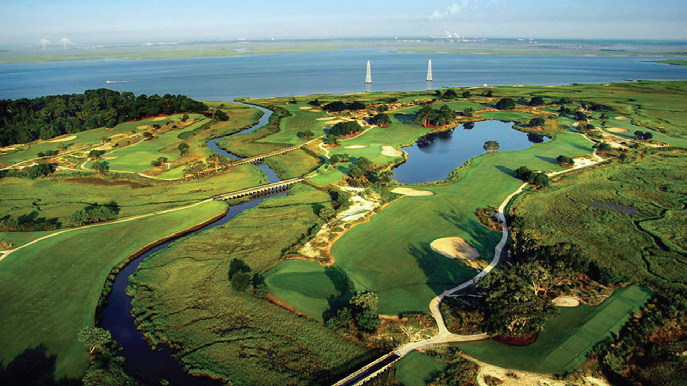 Seaside Course at Sea Island Resort