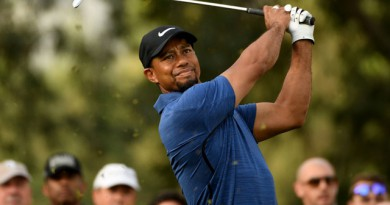 Tiger's Return to the Tour