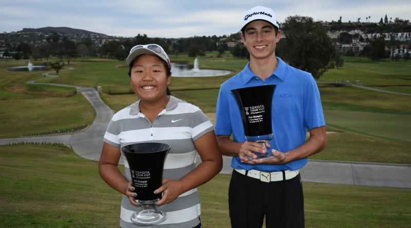 Angela Liu & Mason Greene