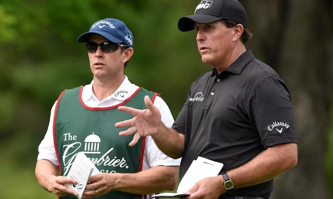 Tim Mickelson, Phil Mickelson