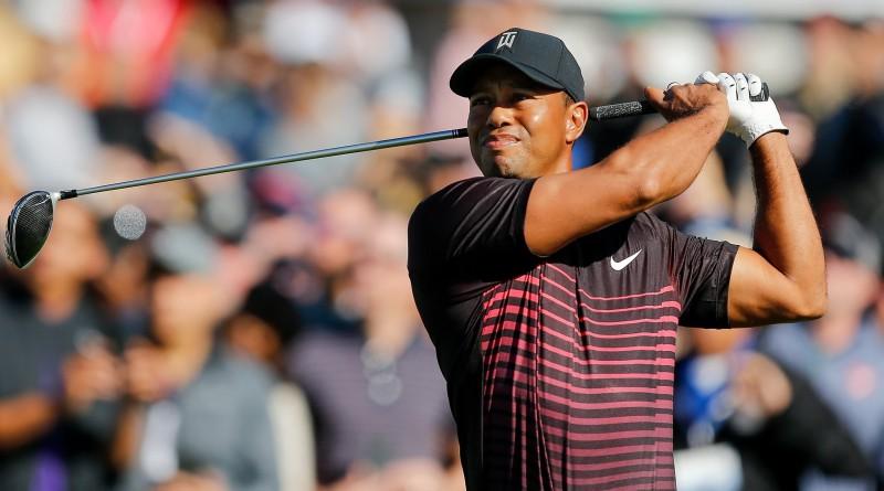 Tiger Woods returns