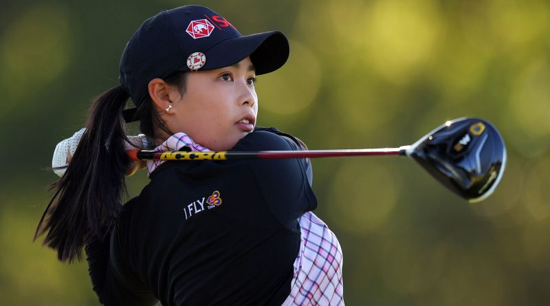 The other Jutanugarn up by 1 in Los Angeles