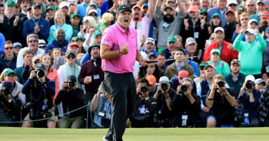 Five Takeaways from the Masters