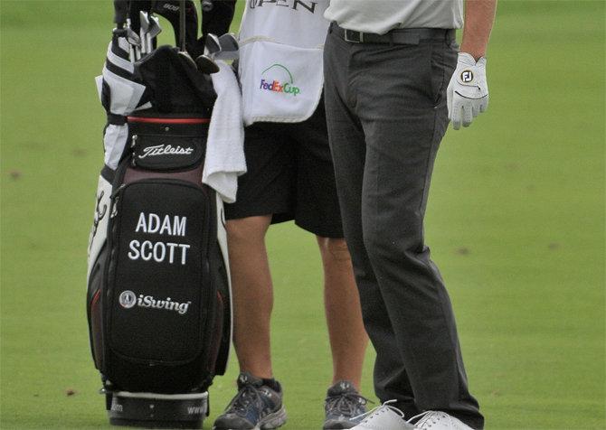 Whats In The Bag Adam Scott Californiagolf