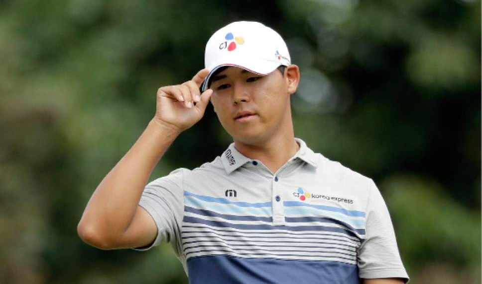 Kim leads Texas Open after Spieth shoots 73