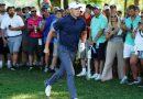 Jordan Speith loses temper at the PGA championship