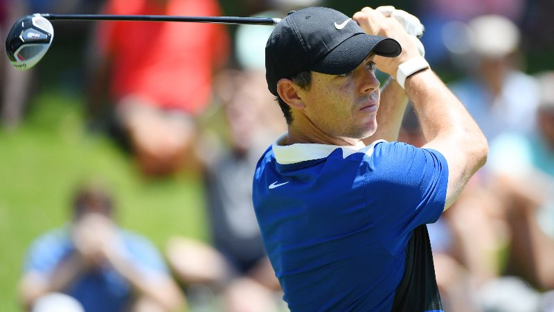 Koepka outduels McIlroy, wins first WGC title by 3 strokes