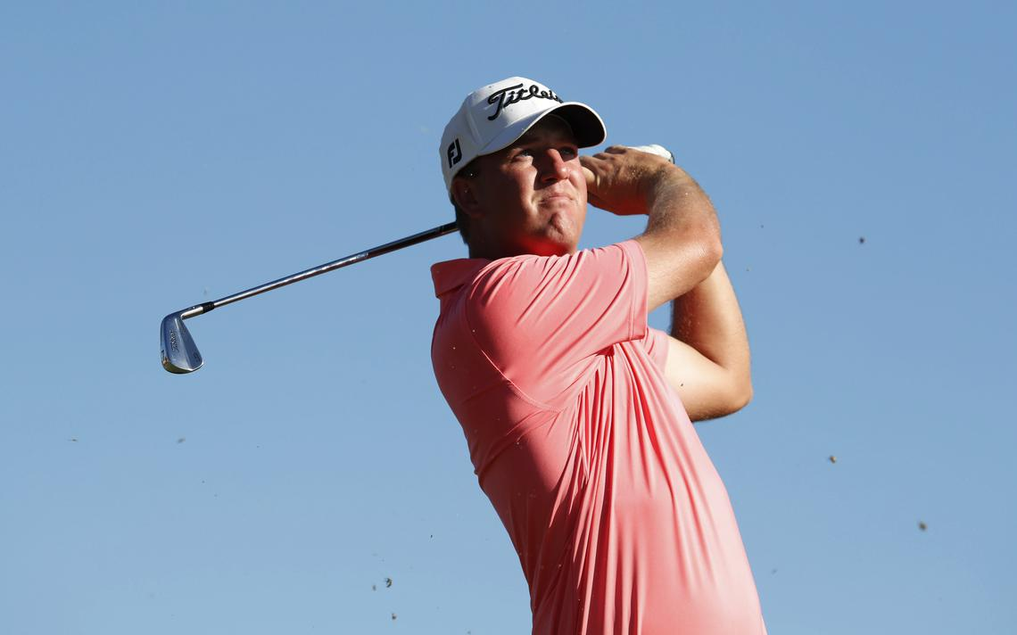 Hoge Leads at Soggy Sanderson Farms Championship