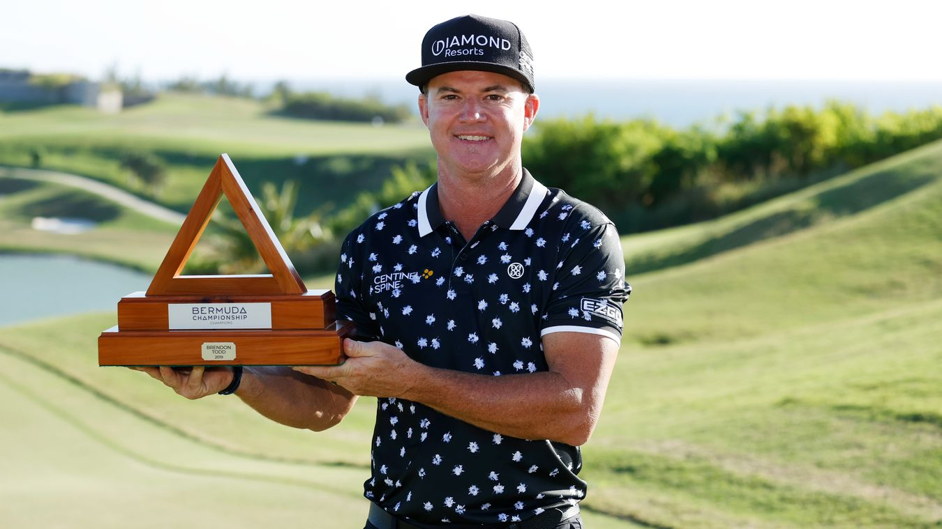 Brian Gay wins Bermuda Championship for first PGA Tour victory since 2013