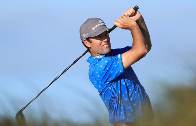 Streb leads at Sea Island as Zach Johnson closes the gap